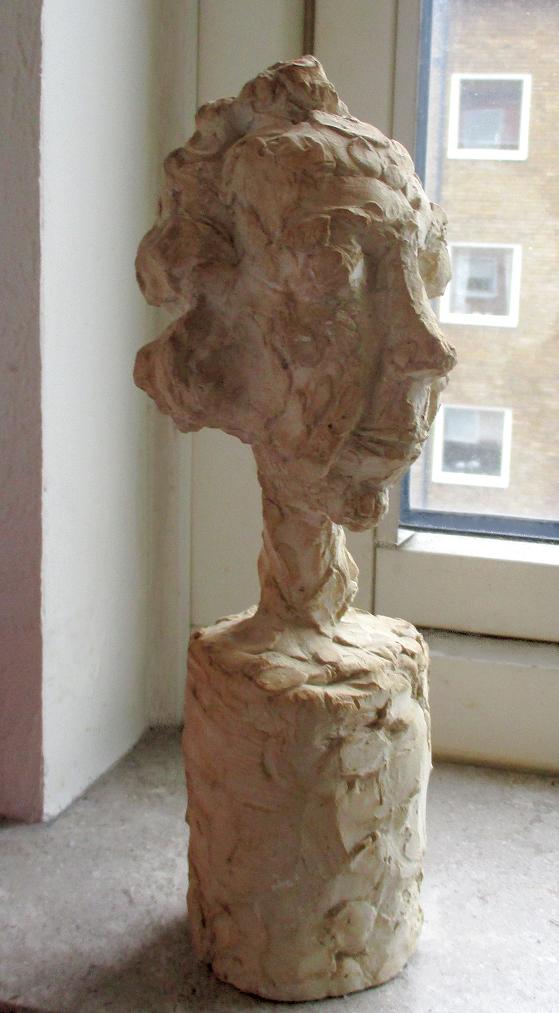 rolf_nerlov_skulptur_portratt_kvinnohuvud